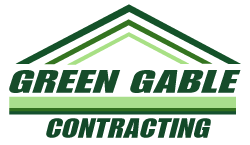 GREEN GABLE CONTRACTING Logo